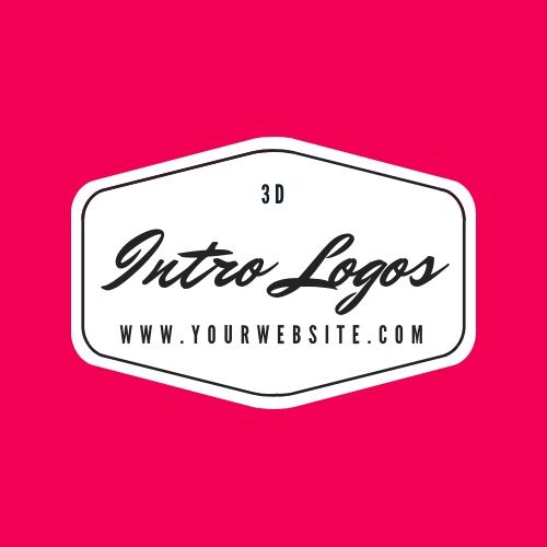 create a video intro logo