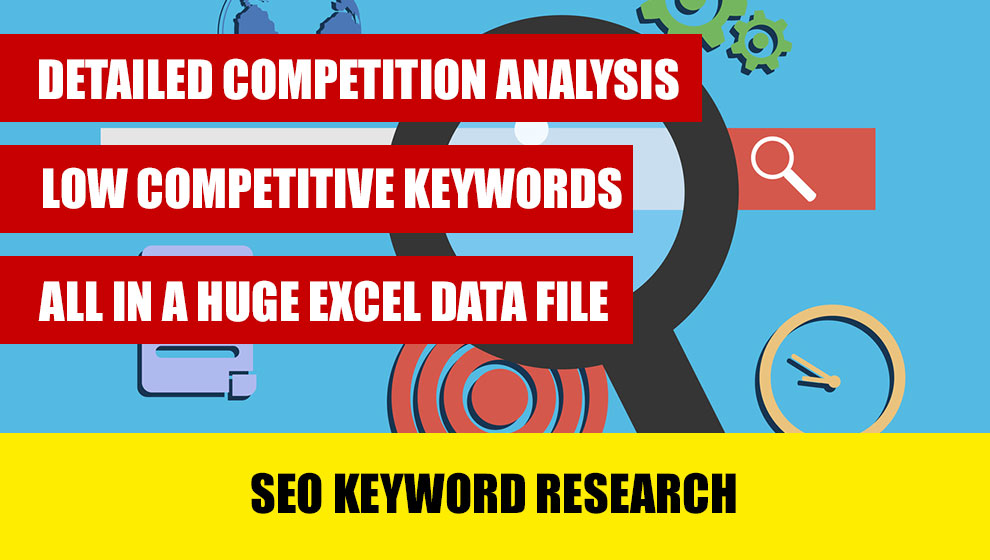 seo keyword research in 48 hours english and german