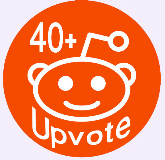 Fast 40+ Real People Worldwide Reddit Upvotes