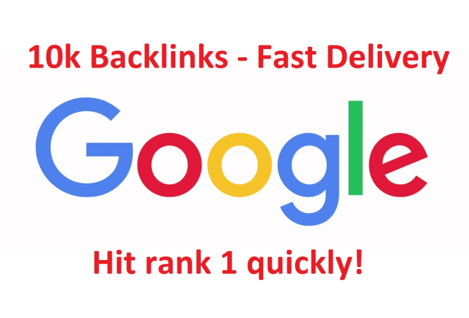 Make 10.000 Private DoFollow Backlinks for your WEB or YOUTUBE VIDEO