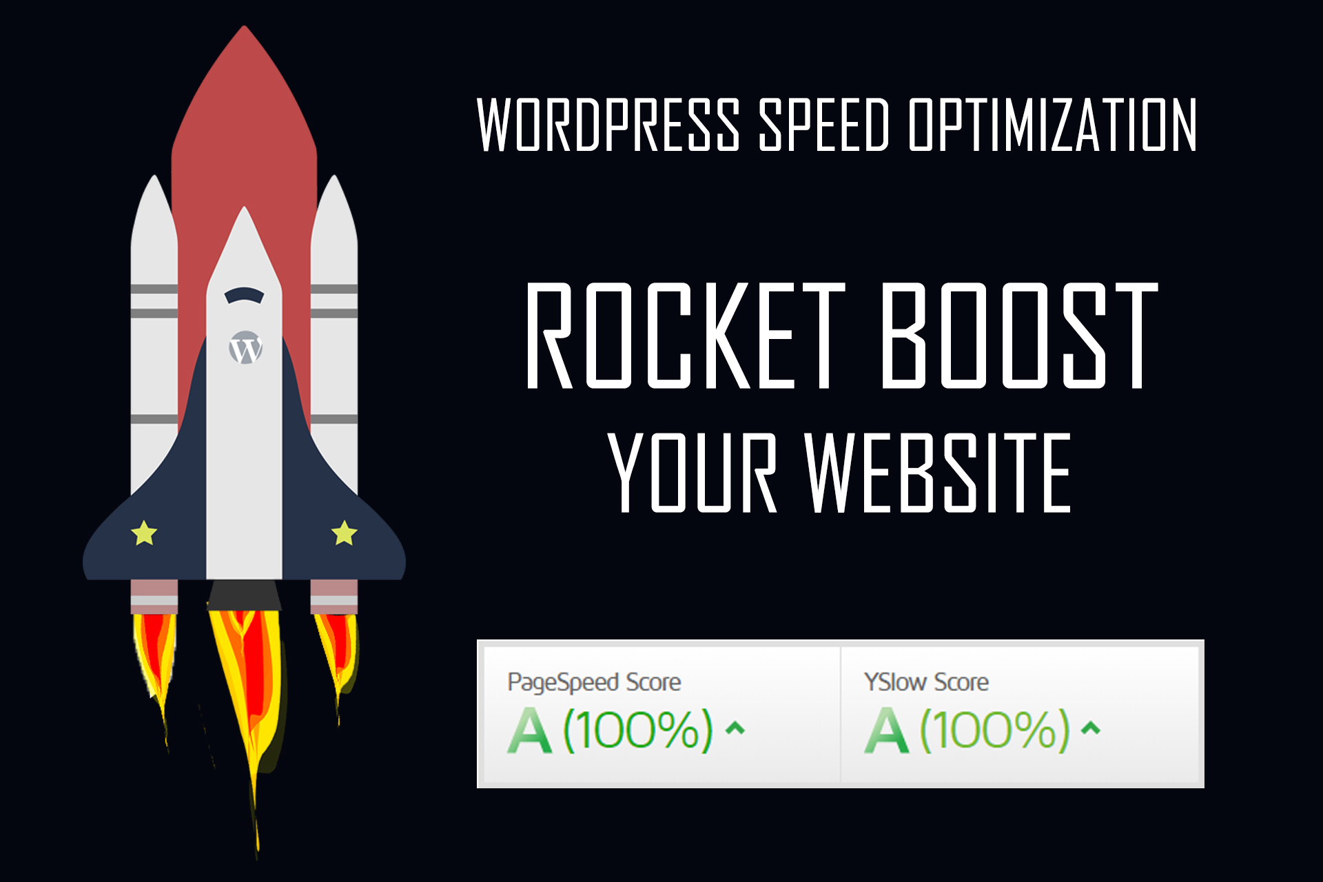 OPTIMIZE YOUR WORDESS WEBSITE SPEED
