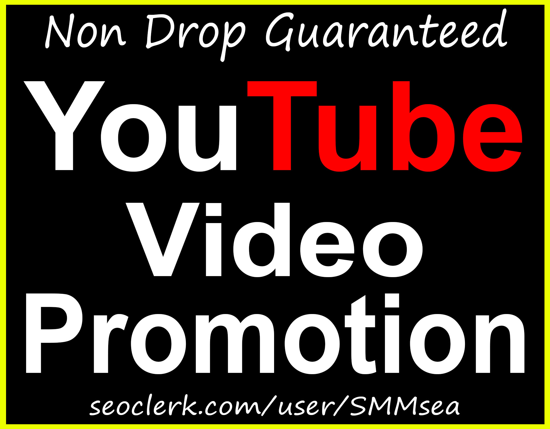 YouTube Video Promotion HQ + Good for Ranking