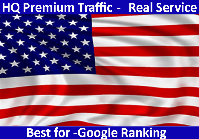 100,000 USA Website traffic with keyword targeted, organic traffic