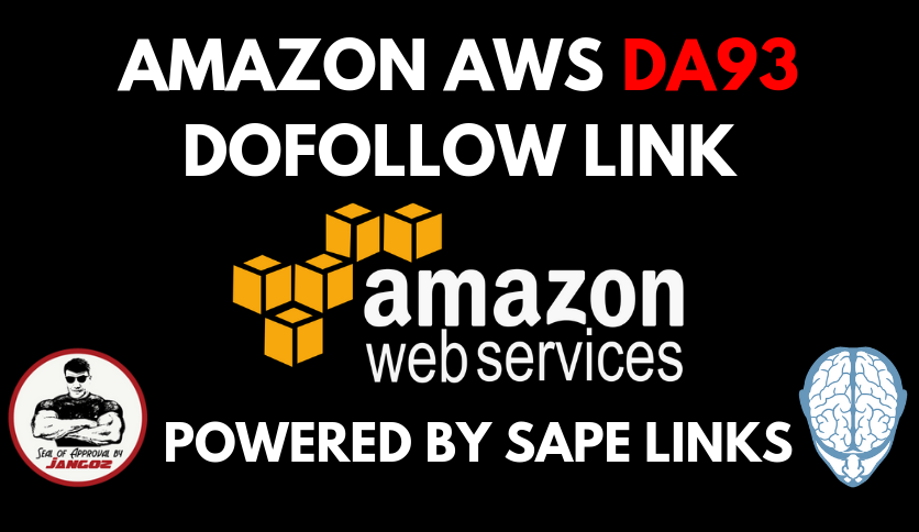 Amazon Web Services DA93 Permanent Contextual Backlink