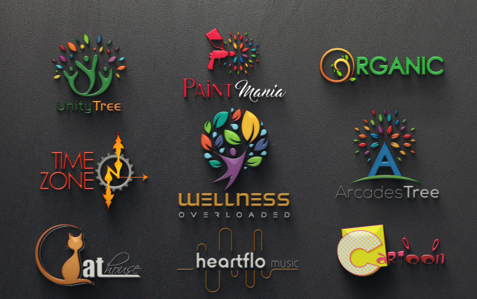 do a professional logo design with unlimited revision