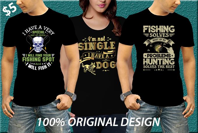 Make Awesome And Creative Tshirt Design