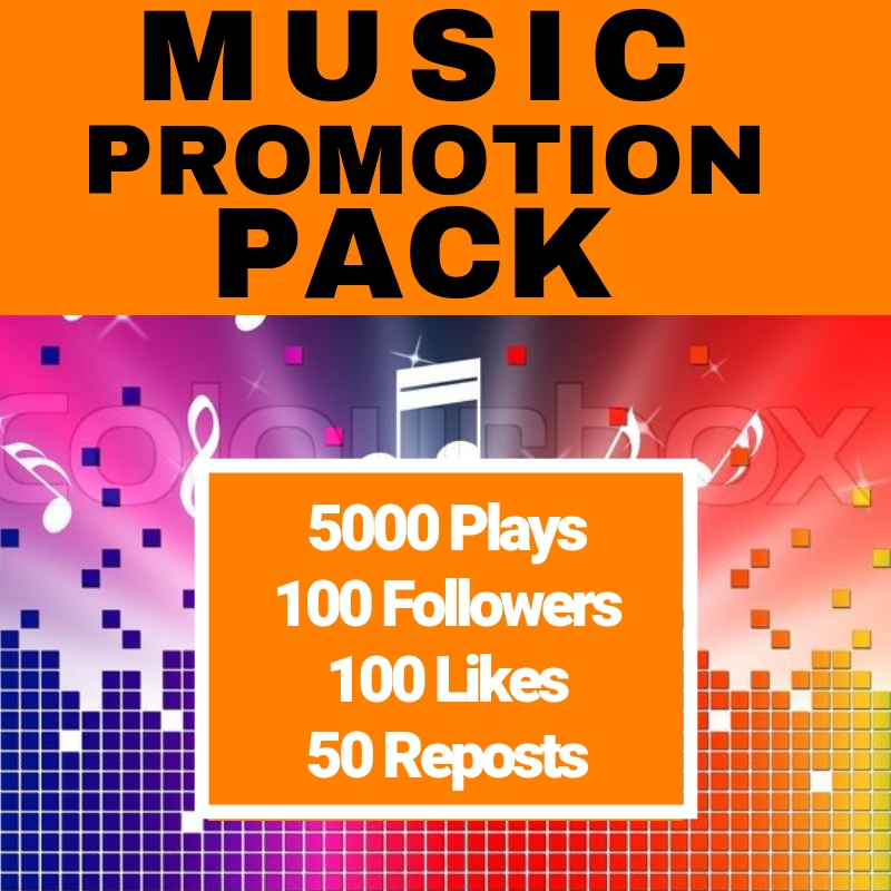 AllinOne Music Track Boosting Promotion Pack