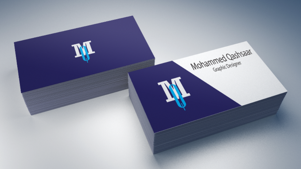 beautiful logo, intro, and bussiness card for your work