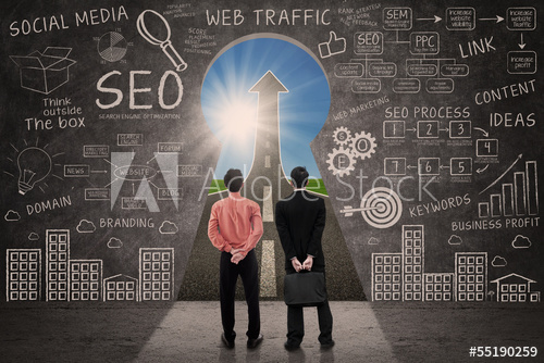 Provide good search volume and low compititors keywords