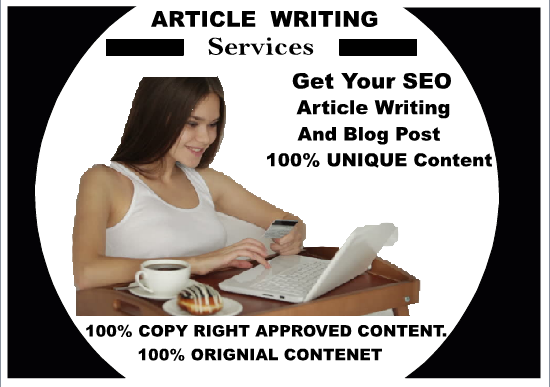 i will be your SEO article writer,  blog post writer and website content writer