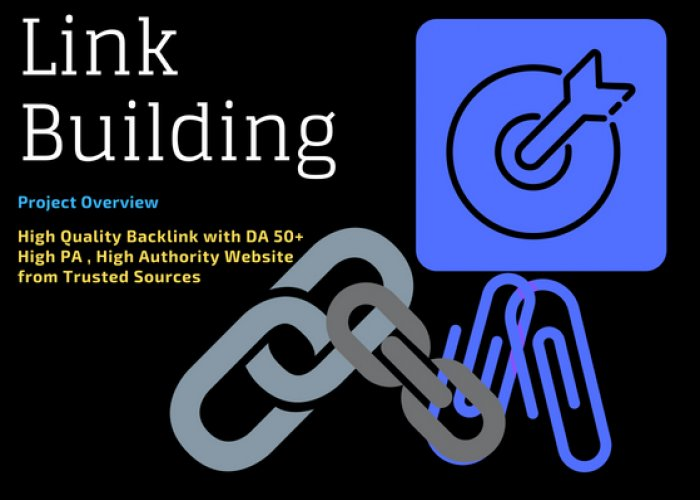 200 High quality backlinks from relevant sources