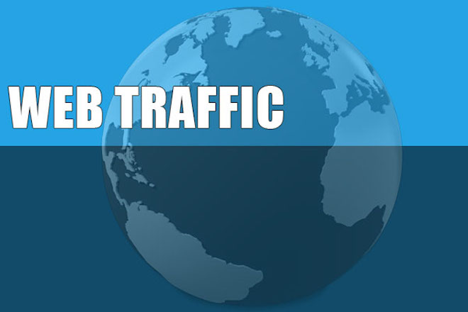 100,000 REAL HUMAN TRAFFIC FOR YOUR WEBSITE