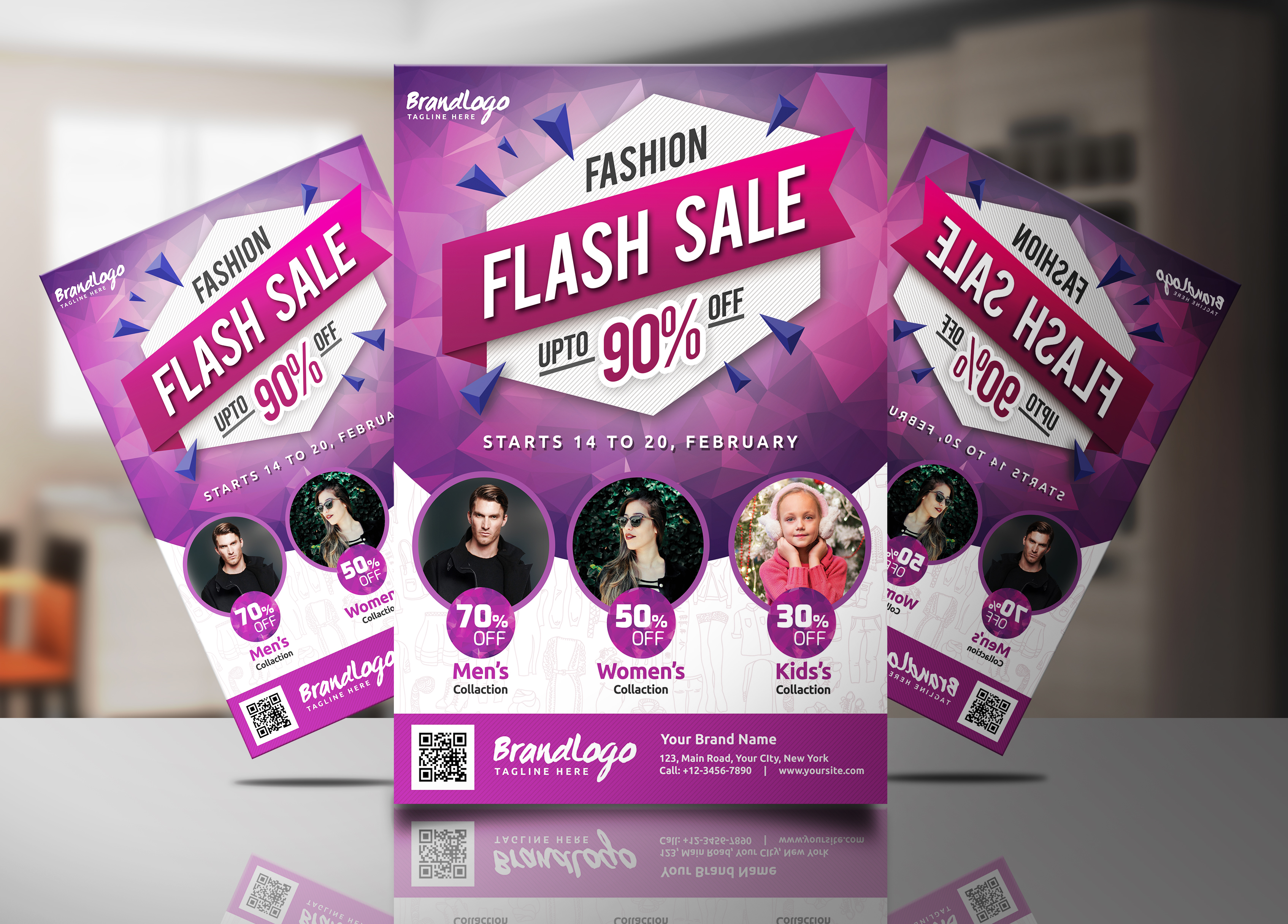 Design Professional Flyer And Poster