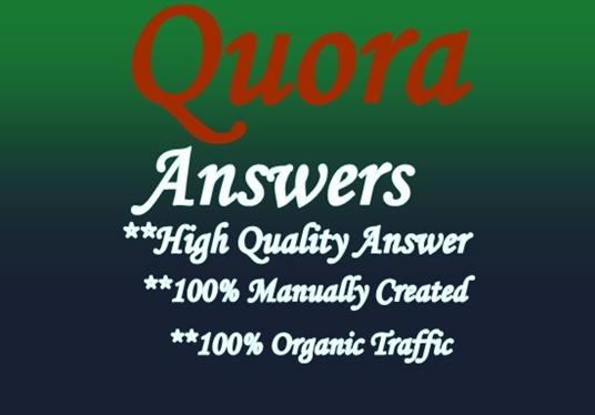 provide 10 high quality quora backlinks