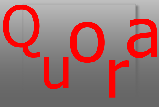 GET 35 High Quality QUORA Answer with clickable back link