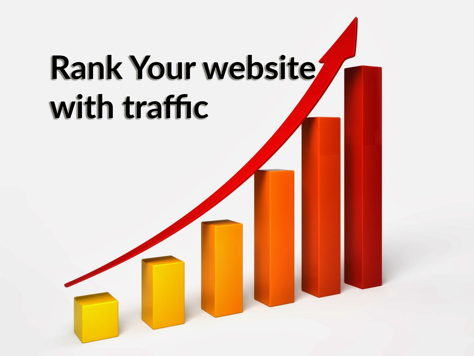 Make your site google ranking with web traffic