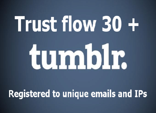 30+ Fresh Unregistered Tumblrs Expired Blogs With High DA