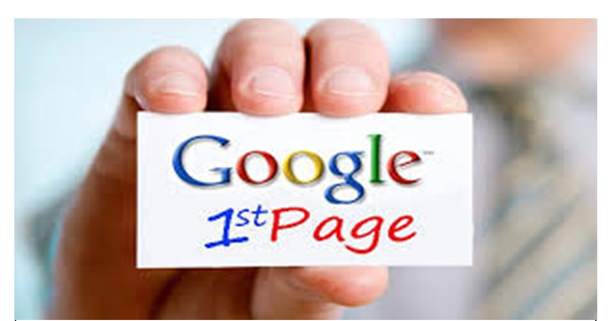 boost your site Google 1st Page 2018