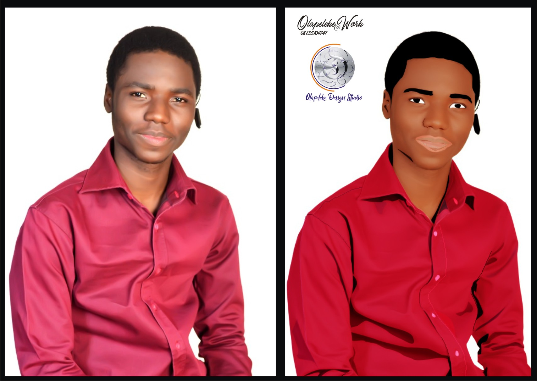 CARTOONIZE & BEAUTIFY YOUR PICTURE