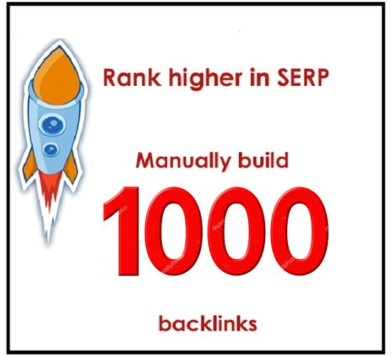 LinkBuilding of 1000 Backlinks For Only 35 Dollars