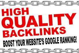 do High Pr Backlinks Manually For Your Websites