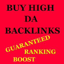 We Will Build High Domain Authority DA Permanent Quality Backlinks