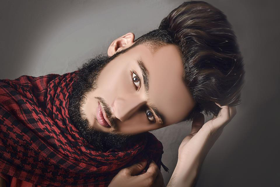 Face retouching of your pics for handsome look