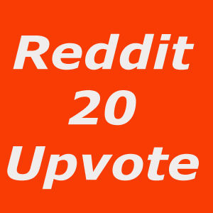 Quick Start 20+ Non Drop Reddit Upvotes