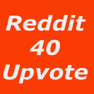 Quick Start 40+ Non Drop Reddit Upvotes