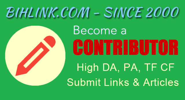 Contributor Account At HQ High DA PA TF CF Viral Blog