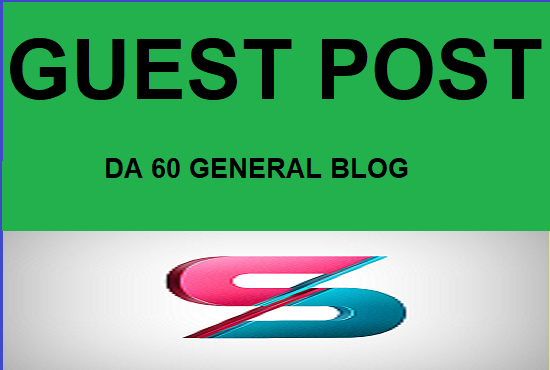 Write And Post On DA 60 Dofollow Site