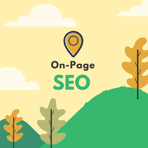 on page seo wordpress site