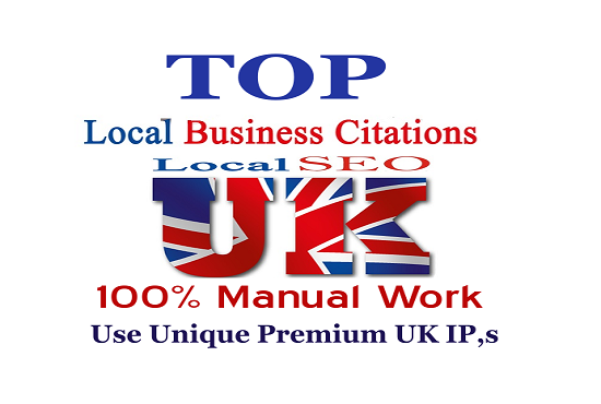 Manually create top UK local directories