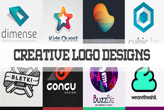 Make 3 eye catching Vector logo design concepts with Unlimited Revisions