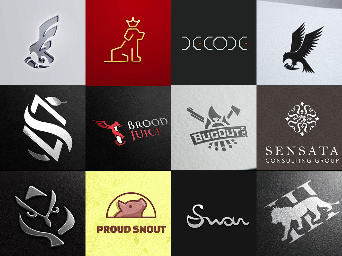 Design 1 Premium LOGO with Unlimited Revisions Starting