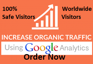 Drive keyword Target  Worldwide  visitors for 30 days
