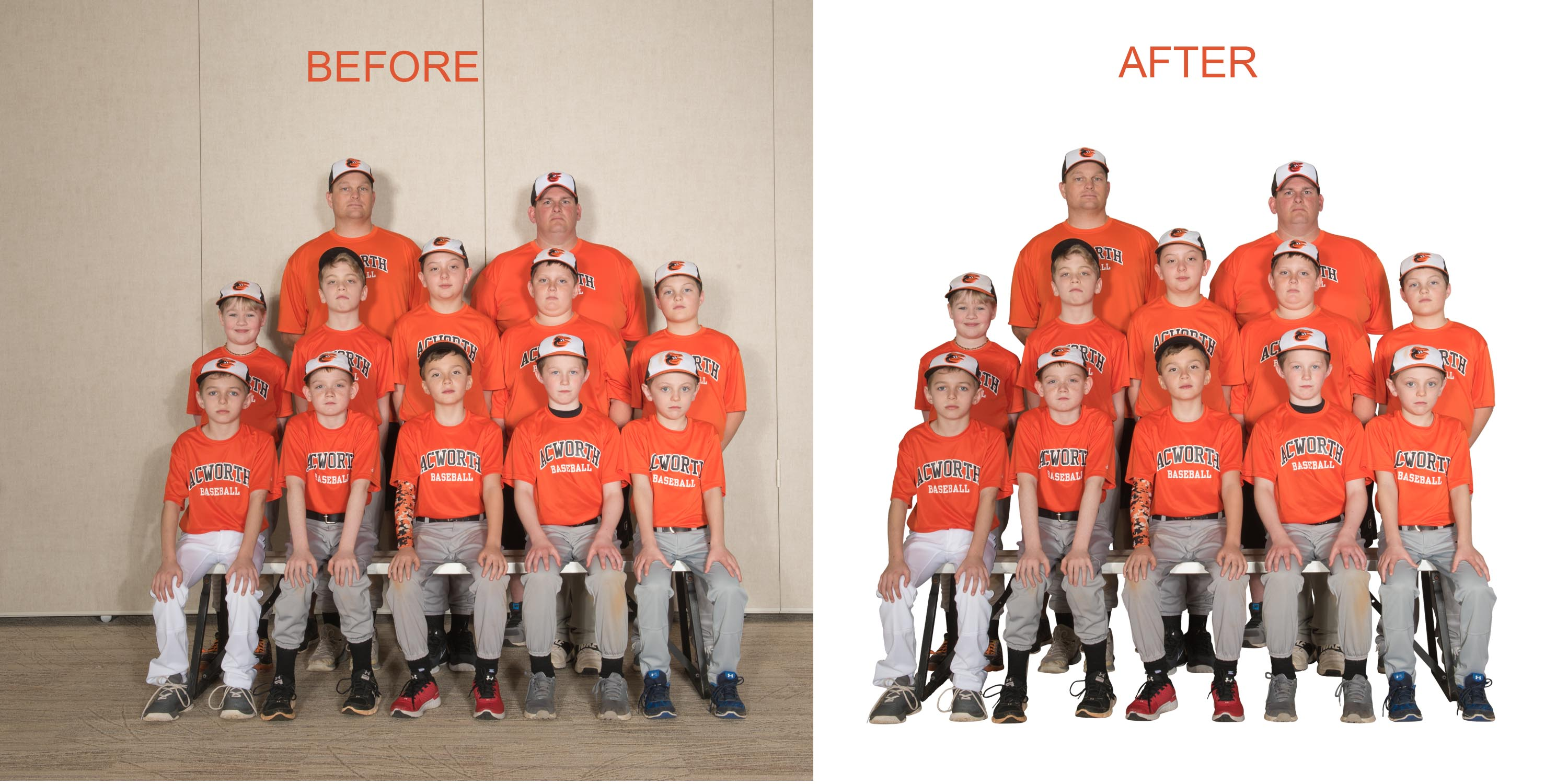Adobe Photoshop Clipping Path Background Remove Service for Per Image