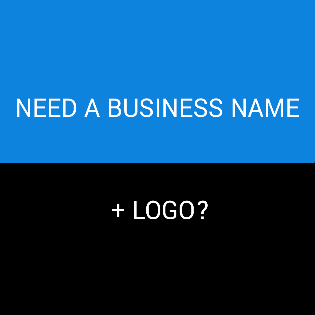 BUSINESS NAME + LOGO