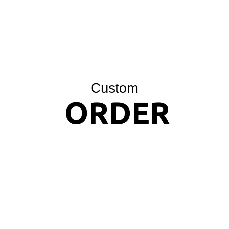 do a Custom Job for you