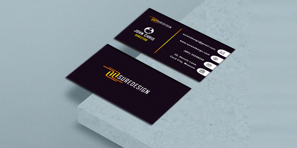 Design A Unique Business Card For You