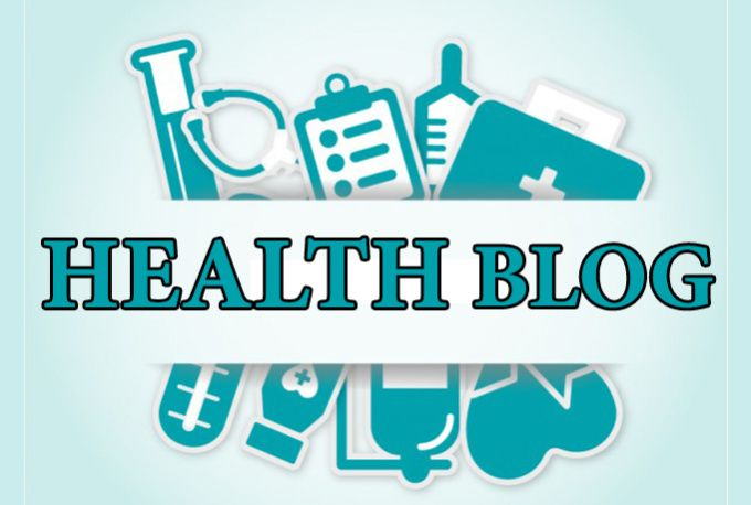 Publish a Guest Post on my Health Blog with Traffic