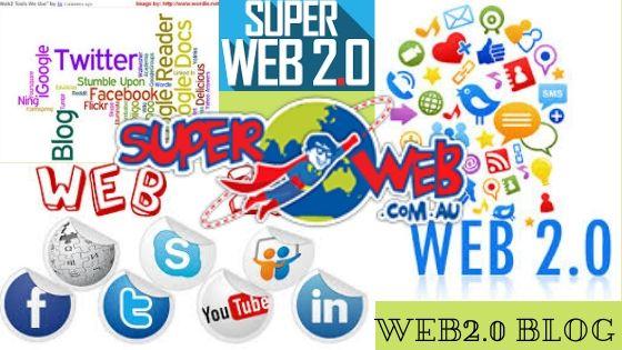 I am Proficient to create 20 legitimate and Promising Web 2 blog with image,