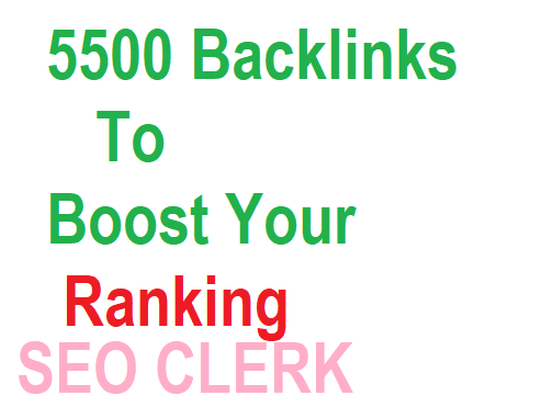 5500 Contexual Backlinks Boost Your Ranking