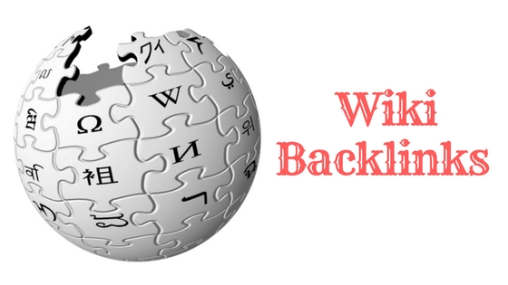 30 Wiki Backlinks High Authority on google ranking