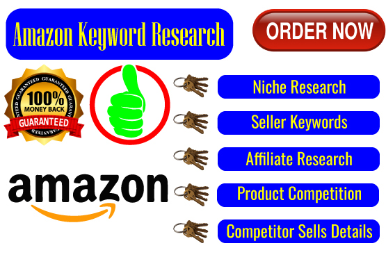 100 amazon profitable keyword research
