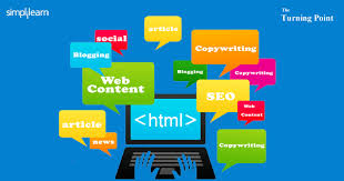 create awesome html websites