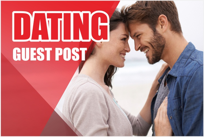Guest Post on dating blog DA 30