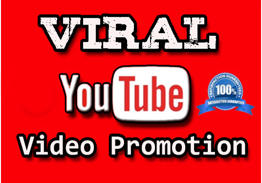 Organic Video Marketing Promotion Exlusive Service