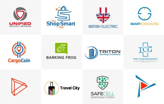 I will design modern,  clean and unique logo