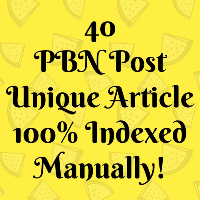 Provide 16 Pbn Backlink Manually